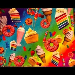 Rainbow Sweets Messenger Bag